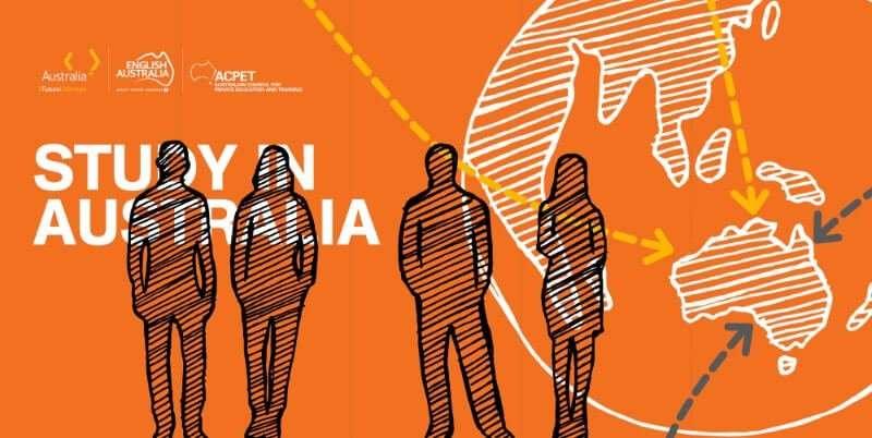 Background stand exhibition - Consolato Australia, Milano